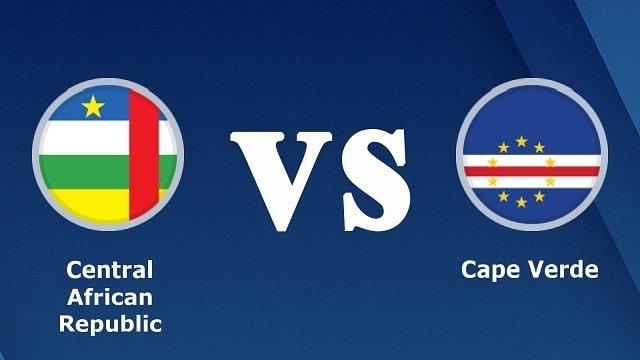 Trung Phi vs Cape Verde, 20h00 - 01/09/2021 - Vòng Loại WC Khu Vực Châu Phi