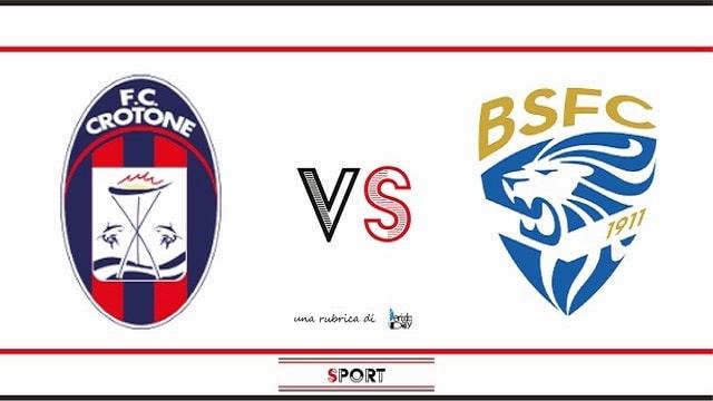 Crotone vs Brescia, 22h45 - 16/08/2021 - Cup Quốc Gia Italia