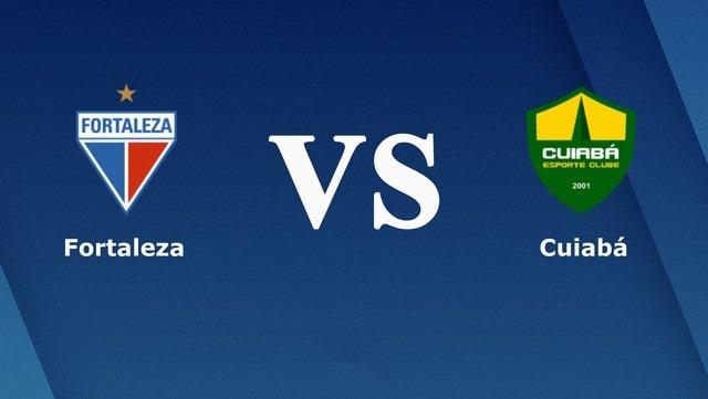 Fortaleza vs Cuiaba, 07h30 - 31/08/2021 - VĐQG Brazil