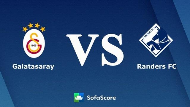 Galatasaray vs Randers, 01h00 – 27/08/2021 – Europa League