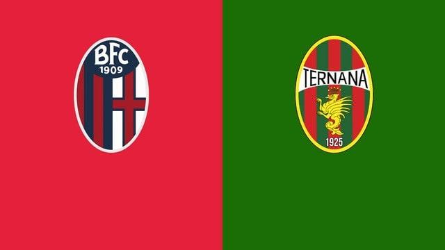 Bologna vs Ternana, 23h00 - 16/08/2021 - Cup Quốc Gia Italia