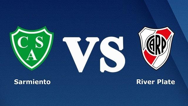 Sarmiento vs River Plate, 05h00 - 31/08/2021 - VĐQG Argentina