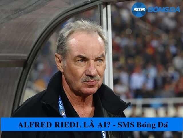 Sự nghiệp HLV của Alfred Riedl
