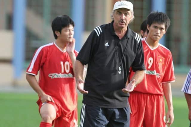 Alfred Riedl có nhiệm kỳ làm HLV cho đội tuyển Việt Nam khá lâu
