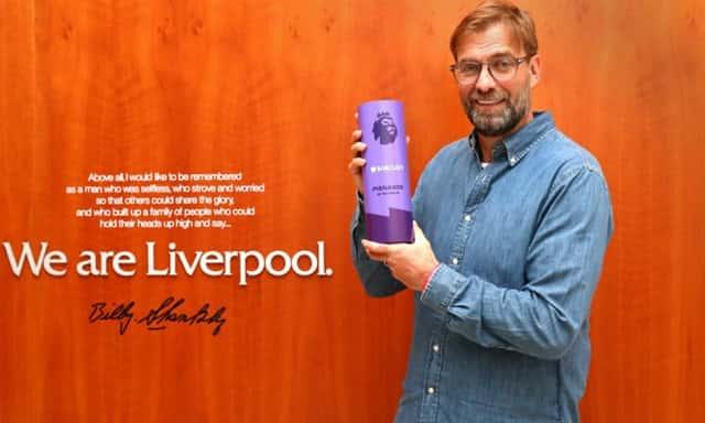 Jurgen Klopp là người thay đổi Liverpool