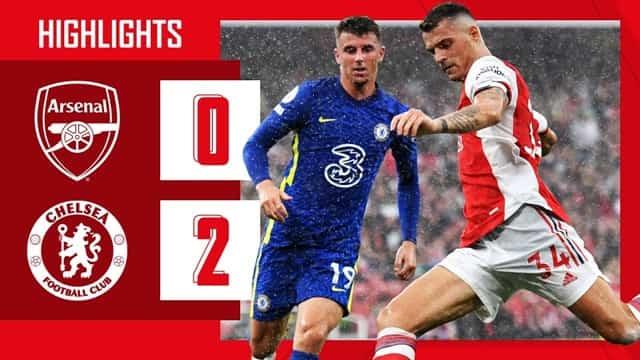 Video Highlight Arsenal - Chelsea