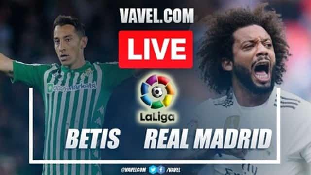 Video Highlight Betis - Real Madrid