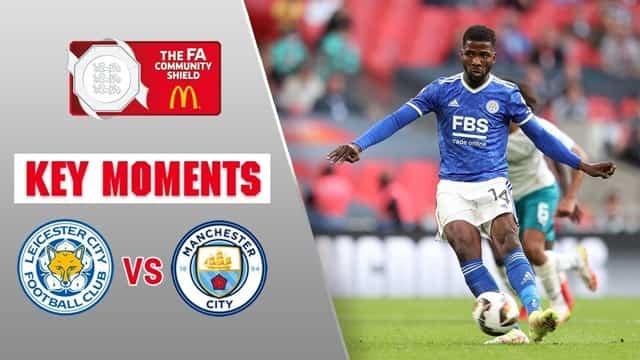 Video Highlight Leicester - Man City