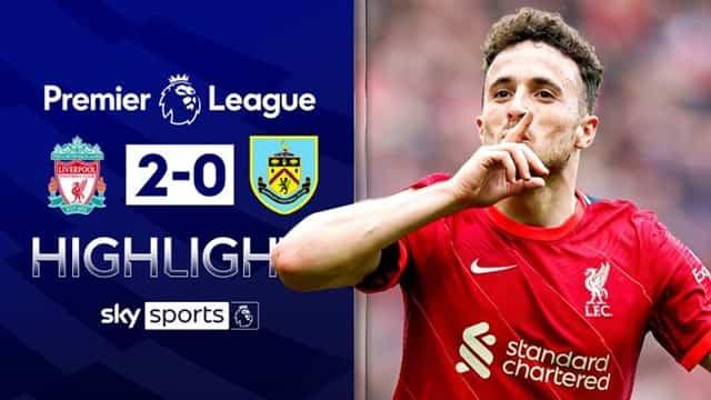 Video Highlight Liverpool - Burnley