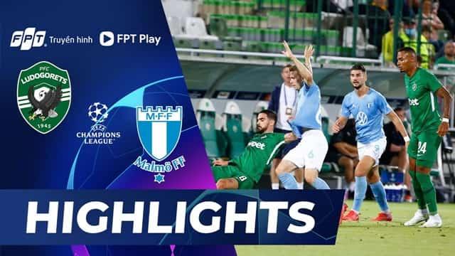 Video Highlight Ludogorets - Malmo