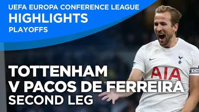 Video Highlight Tottenham - Pacos