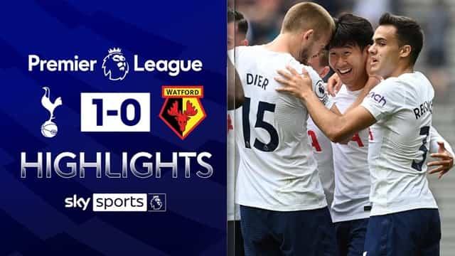 Video Highlight Tottenham - Watford