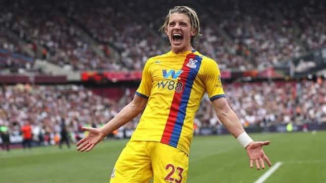 Gallagher bùng nổ mang lại 1 điểm cho Crystal Palace