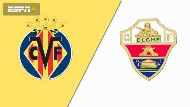 Villarreal vs Elche, 03h00 - 23/09/2021 - La Liga vòng 6