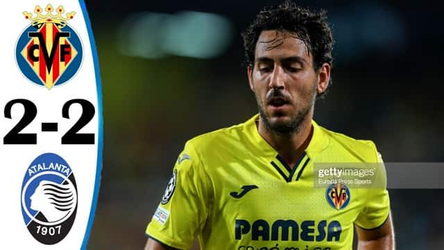 Video Highlight Villarreal - Atalanta