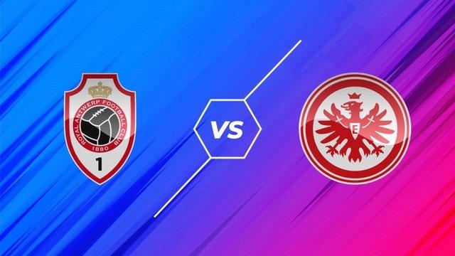 Antewrp vs Frankfurt, 23h45 – 30/09/2021 – Europa League