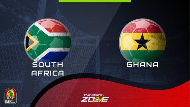 Nam Phi vs Ghana, 23h00 - 06/09/2021 - Vòng Loại WC Khu Vực Châu Phi