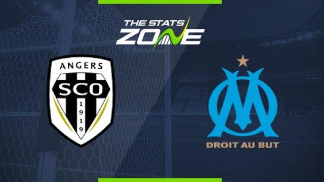 Angers vs Marseille, 02h00 - 23/09/2021 - Ligue 1