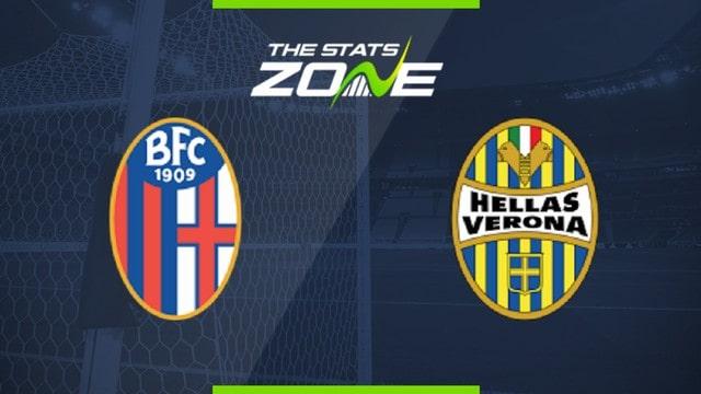 Bologna vs Verona, 01h45 - 14/09/2021 - Cup Quốc Gia Italia