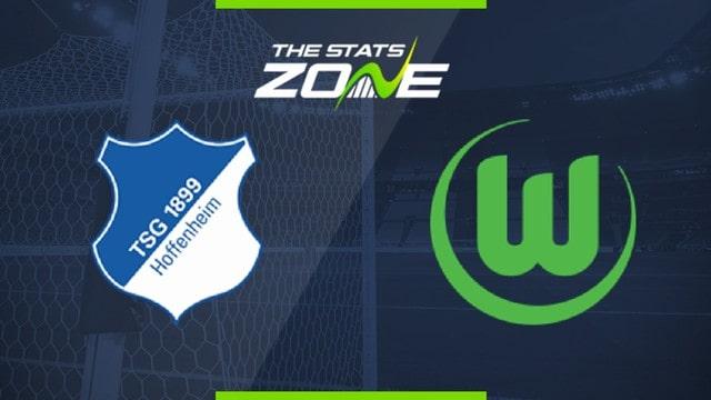 Hoffenheim vs Wolfsburg, 20h30- 25/09/2021 - Bundesliga vòng 6
