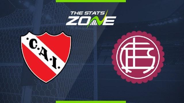 Independiente vs Lanus, 02h30 - 14/09/2021 - VĐQG Argentina