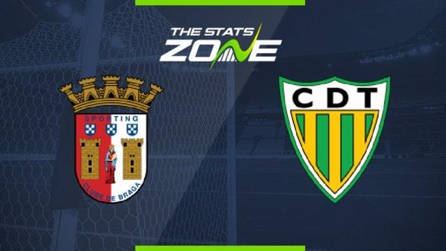 Braga vs Tondela, 03h15 - 21/09/2021 - VĐQG Bồ Đào Nha