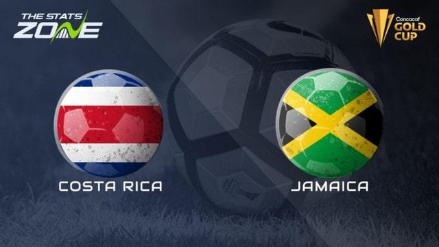 Costa Rica vs Jamaica, 08h00 - 09/09/2021 - Vòng Loại WC Khu vực Trung-Bắc Mỹ