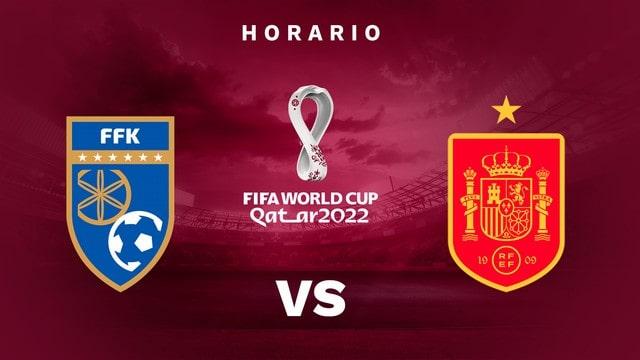 Kosovo vs Tây Ban Nha, 01h45 - 09/09/2021 - Vòng Loại WC Khu Vực Châu Âu