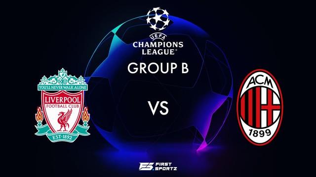 Liverpool vs Milan, 02h00 – 16/09/2021 – Champions League