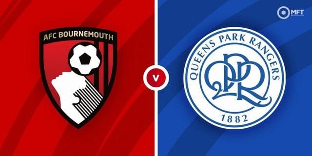 Bournemouth vs QPR, 01h45 - 15/09/2021 - Hạng Nhất Anh