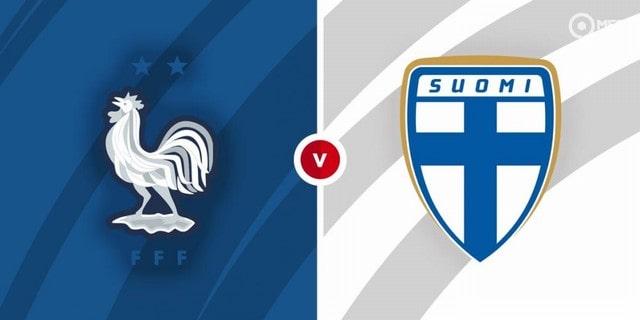 Pháp vs Phần Lan, 01h45 - 08/09/2021 - Vòng Loại WC Khu Vực Châu Âu