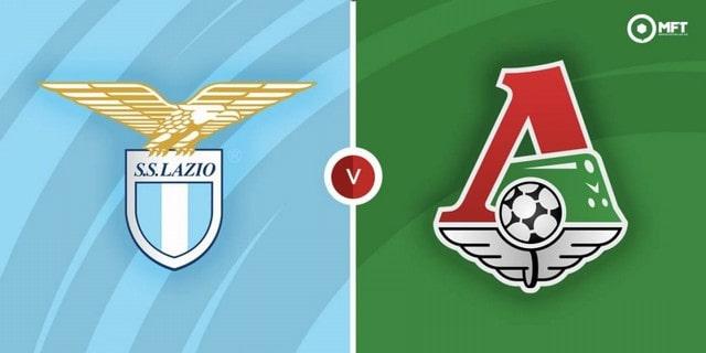 Lazio vs Lokomotiv Moscow, 02h00 – 1/10/2021 – Europa League