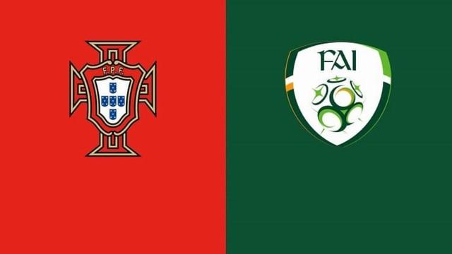 Bồ Đào Nha vs Ireland, 01h45 - 02/09/2021 - Vòng Loại WC Khu Vực Châu Âu