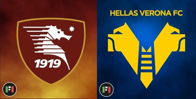 Salernitana vs Verona, 23h30 - 22/09/2021 - Cup Quốc Gia Italia