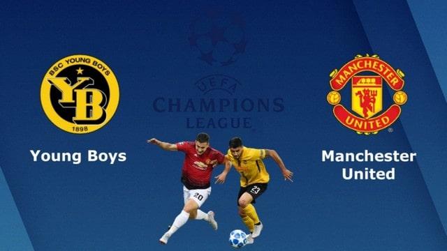 Young Boys vs MU, 23h45 – 14/09/2021 – Champions League