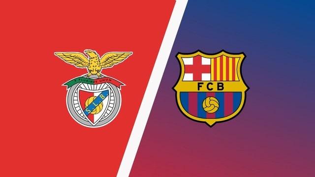 Benfica vs Barcelona, 02h00 – 30/09/2021 – Champions League
