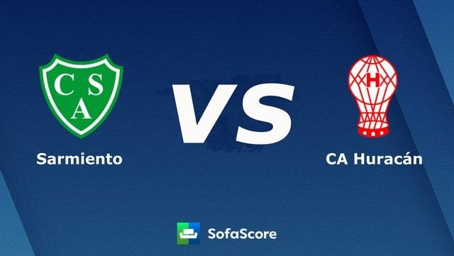 Sarmie vs Huracan, 00h15 - 14/09/2021 - VĐQG Argentina