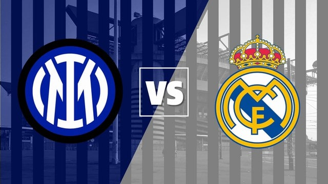 Inter vs Real Madrid, 02h00 – 16/09/2021 – Champions League