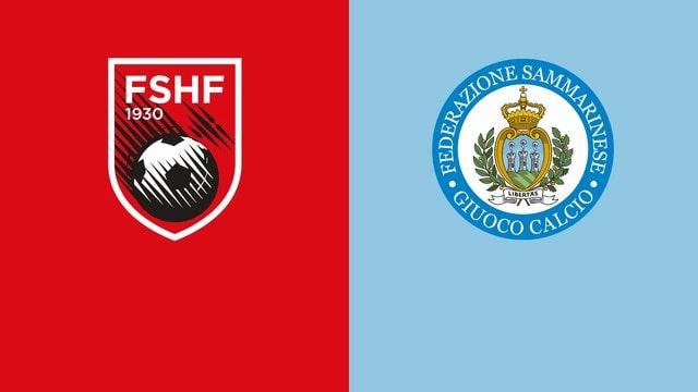 Albania vs San Marino, 01h45 - 09/09/2021 - Vòng Loại WC Khu Vực Châu Âu