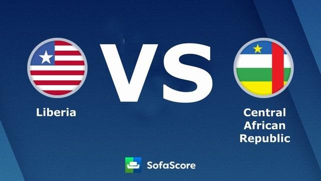 Liberia vs Trung Phi, 23h00 - 06/09/2021 - Vòng Loại WC Khu Vực Châu Phi