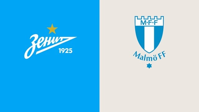 Zenit vs Malmo, 23h45 – 29/09/2021 – Champions League