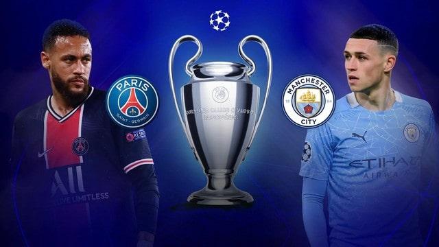 PSG vs Manchester City, 02h00 – 29/09/2021 – Champions League