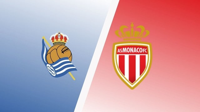 Sociedad vs Monaco, 23h45 – 30/09/2021 – Europa League