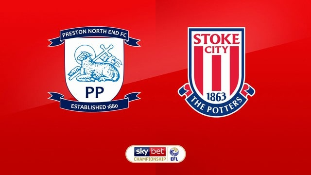 Preston vs Stoke, 01h45 - 29/09/2021 - Hạng Nhất Anh