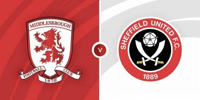 Middlesbrough vs Sheffield United, 01h45 - 29/09/2021 - Hạng Nhất Anh