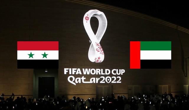 Syria vs UAE, 23h00 - 07/09/2021 - Vòng loại Wolrd cup khu vực châu Á
