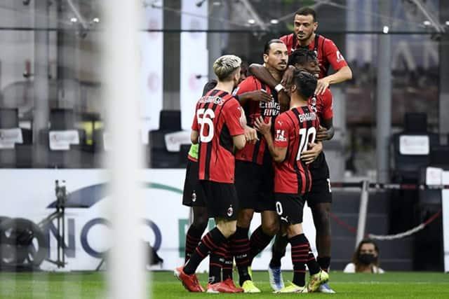 Ibrahimovic ấn định chiến thắng quan trọng cho AC Milan