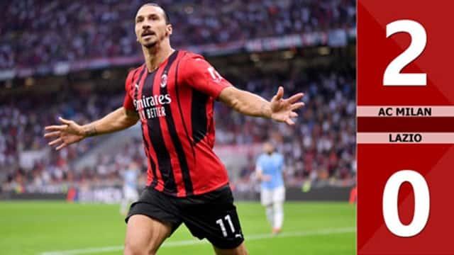 Video Highlight AC Milan - Lazio
