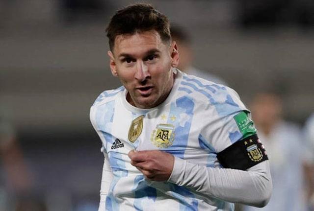 Messi có một ngày thi đấu đáng nhớ khi lập hat-trick