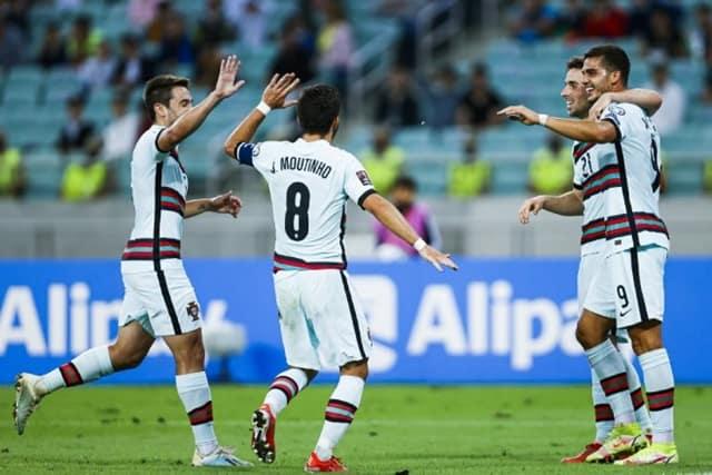 Bồ Đào Nha thắng dễ trong trận thứ 2 liên tiếp không có Ronaldo